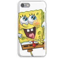 Cartoons: SpongeBob SquarePants - Funny Covers, Mugs, Stickers & Co. iPhone Case/Skin