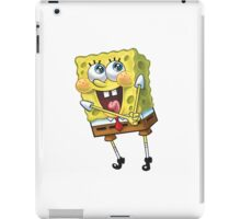 Cartoons: SpongeBob SquarePants - Funny Covers, Mugs, Stickers & Co. iPad Case/Skin