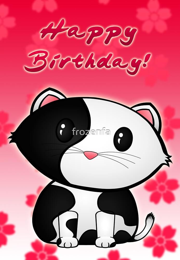 Happy Birthday!! by frozenfa