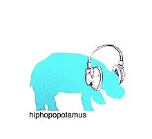 Hiphopopotamus -color by jcdorsaneo