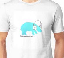 Hiphopopotamus -color Unisex T-Shirt