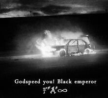 Godspeed you! Black emperor by TheRealDude