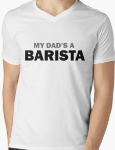 My dad... Mens V-Neck T-Shirt
