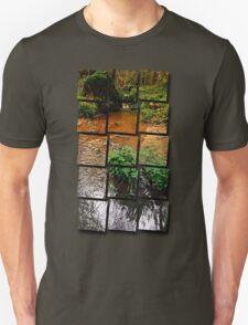 Little stream in autumn colors | landscape photography T-Shirt