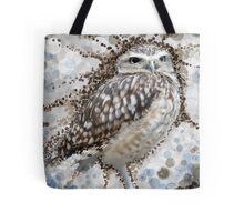 Owl - Winter but bigger Tote Bag