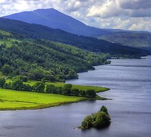 Schiehallion by Tom Gomez