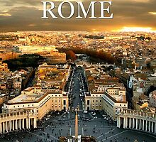 Cities of the World: ROME by TheyCallMeCCV