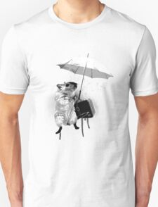 An Ode to Banksy... Unisex T-Shirt