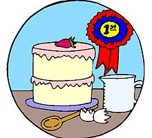 First Place Cake by kwg2200
