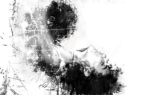 Le Baiser ou la Mort by borstal