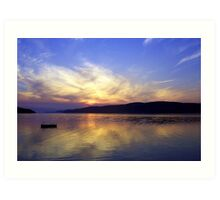 """""""A New Day On the Bay"""" Art Print"""