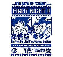 World Martial Arts Tournament Photographic Print
