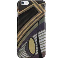 Der leere Blick iPhone Case/Skin