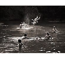 Summer Games Photographic Print
