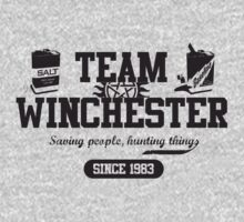 Team Winchester by JDCUK