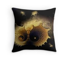 TheReturn Throw Pillow