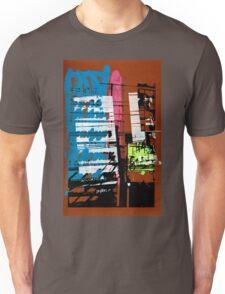 Thailand Facade Unisex T-Shirt