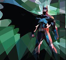 Batman D!mens!onal by Zack Kalimero