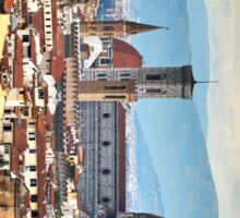 Cities of the World: FLORENCE - Cover and stickers Sticker