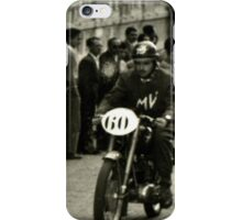 MV Agusta: 70 years of italian passion iPhone Case/Skin