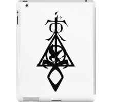 Symbol of the Fangirl iPad Case/Skin