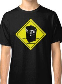 TARDIS Crossing Classic T-Shirt