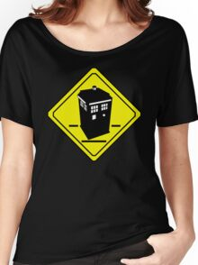 TARDIS Crossing Women's Relaxed Fit T-Shirt