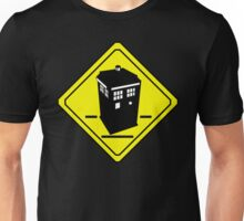 TARDIS Crossing Unisex T-Shirt
