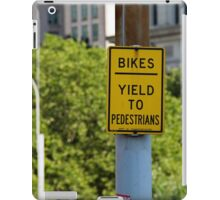 Signs of New York iPad Case/Skin