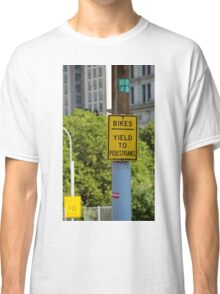 Signs of New York Classic T-Shirt