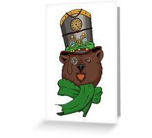 Lord Bearington T.Hair Esq Greeting Card