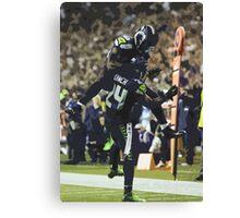 Seattle Seahawks Canvas Print
