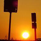 Sunset #5 by Lynn  Gettman
