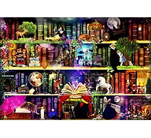 Storybook Dreaming Photographic Print