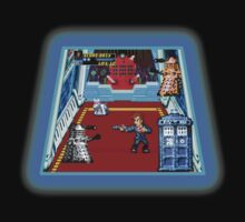 Doctor Who: The Arcade Game by zenjamin
