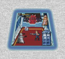 Doctor Who: The Arcade Game Baby Tee