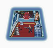 Doctor Who: The Arcade Game One Piece - Long Sleeve
