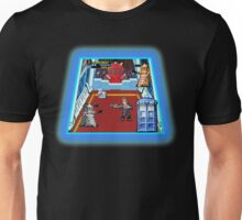 Doctor Who: The Arcade Game Unisex T-Shirt