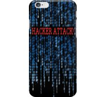 Hacker Attack! iPhone Case/Skin