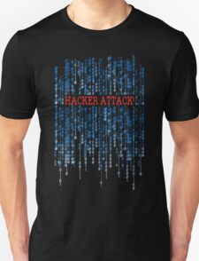 Hacker Attack! Unisex T-Shirt
