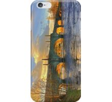 Wade's Bridge at Aberfeldy iPhone Case/Skin