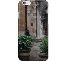 EN SORTANT D'UNE AFFICHE iPhone Case/Skin