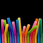 Drinking Straw by Alessio  Cola