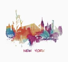 New York City skyline Kids Clothes