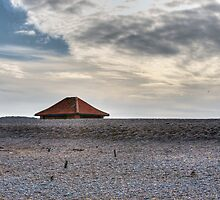 Blakeney Beach Hut by Lea Valley Photographic