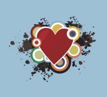 Heart - I Love Heart Kids Tee