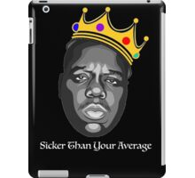 Sicker Than Your Average iPad Case/Skin