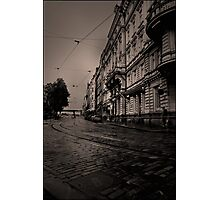 Dull day Photographic Print