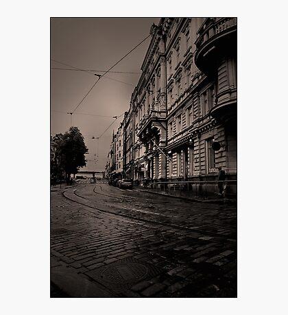 Dull day Photographic Print