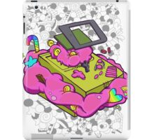 Game boy candy overload iPad Case/Skin
